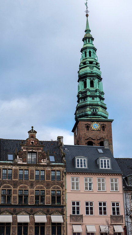 What to see in Copenhagen - Architecture and colorful buildings