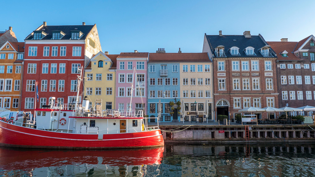 Prettiest cities in Europe: Copenhagen, Denmark