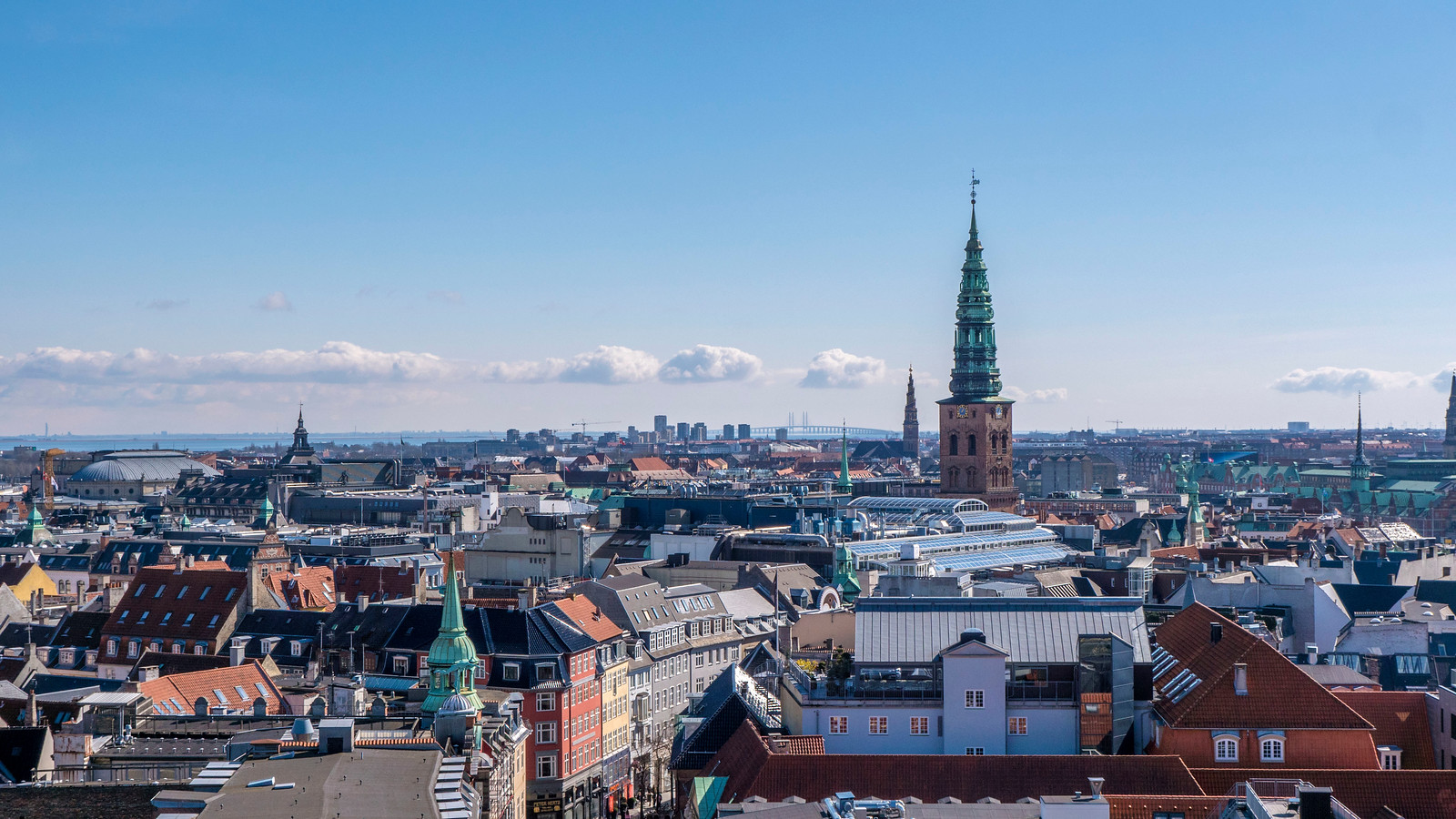 Rundetaarn or Round Tower in Copenhagen - 3 days in Copenhagen itinerary and Copenhagen travel guide