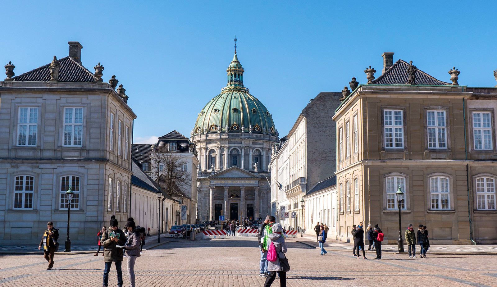 The Marble Church in Copenhagen - What to see in Copenhagen