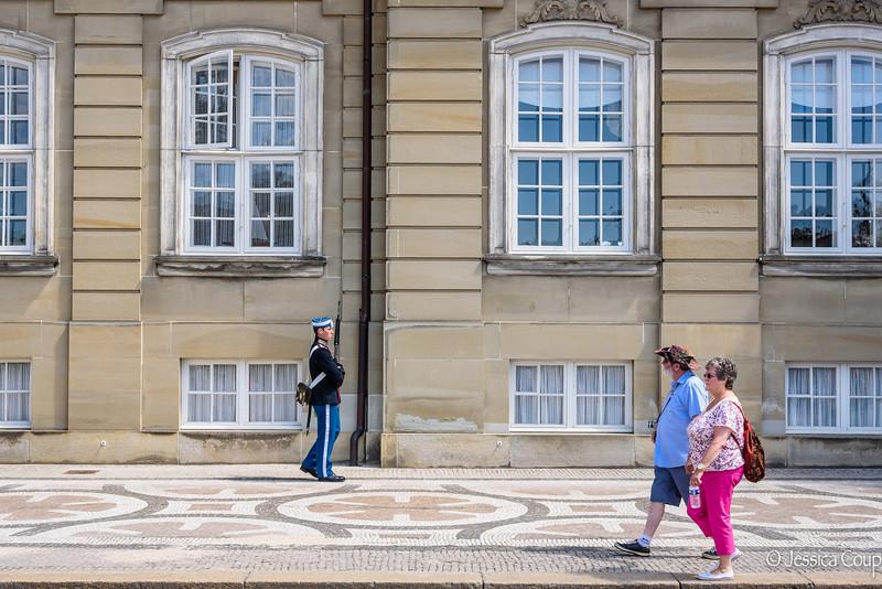 Walking the Line
