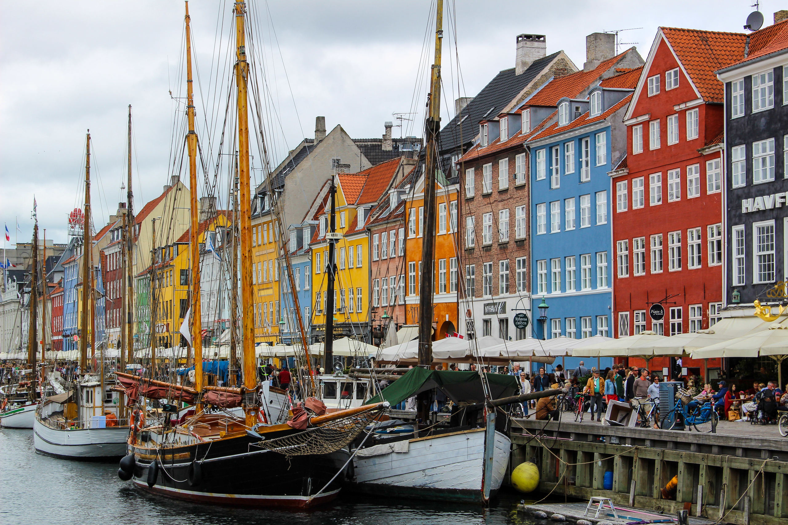 copenhagen is a great option for travelling to europe for the first time