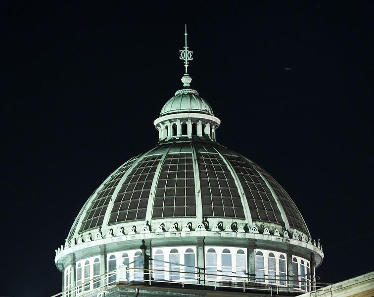 Dome on the Ny Carlsberg Glyptotek art museum.