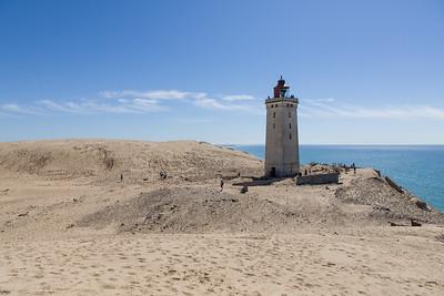 Denmark - Fyrtårne  (lighthouses)
