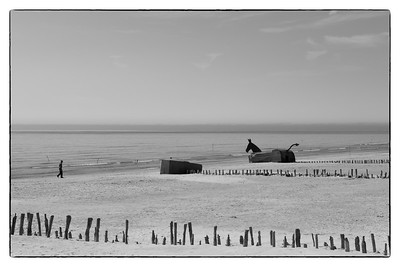 Blåvand bunkers - Bill Woodrow