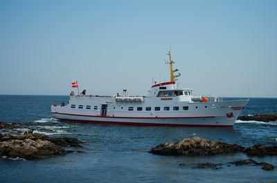 Boat In Gudhjem
