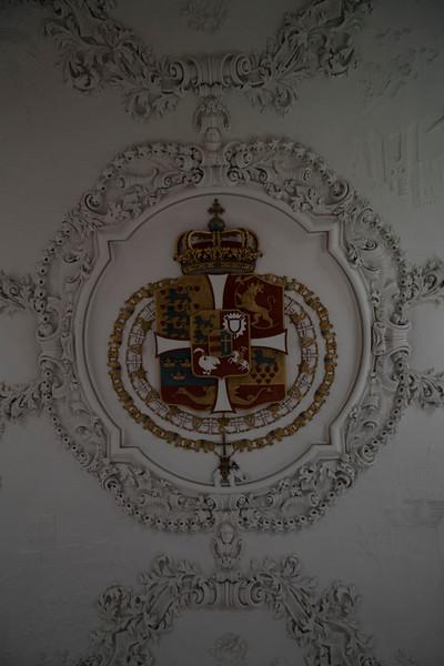 Inside Rosenborg Palace