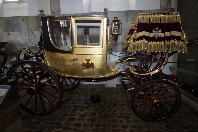 Danish royal coaches