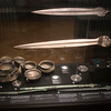 Bronze age swords at the National Museum