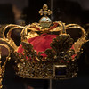 Danish crown jewels in the Rosenborg Schatzkammer