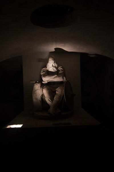 Holger the Dane, resting under Kronborg Castle