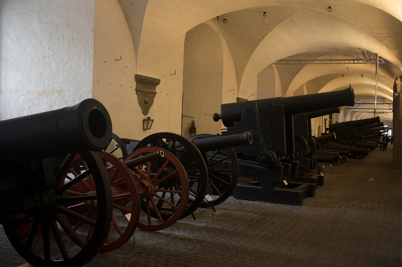 Christian IVs armory museum