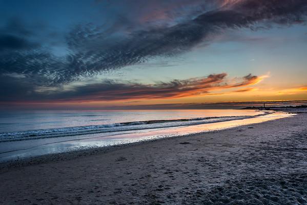 Blåvand Sunset