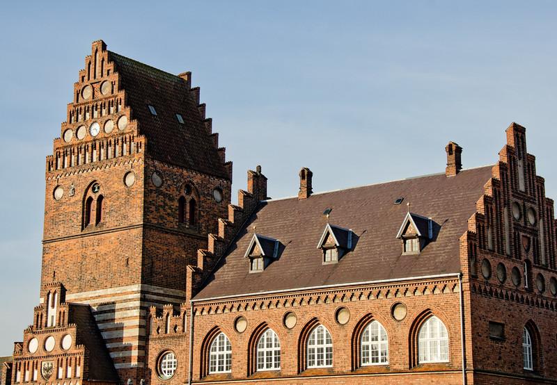 The Domkirke - Roskilde, Denmark