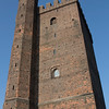 Karnan Medieval tower, sadly closed when we got there