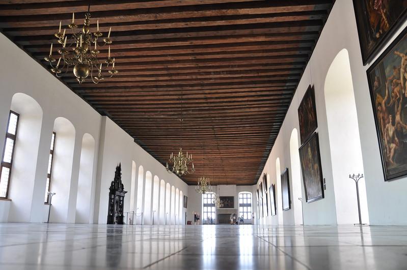 Inside Hamlet's Castle. 2010.