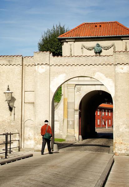 The Kastellet (star fort) - Copenhagen, Denmark