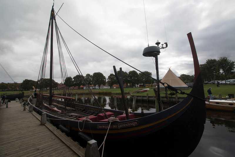 Experimental archaeology at the Viking Ship Museum, Roskilde