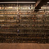 Beer collection at the Carlsberg brewery