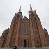 Roskilde Cathedral, sadly closed the day we were there