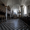 The chapel at Kronborg Castle
