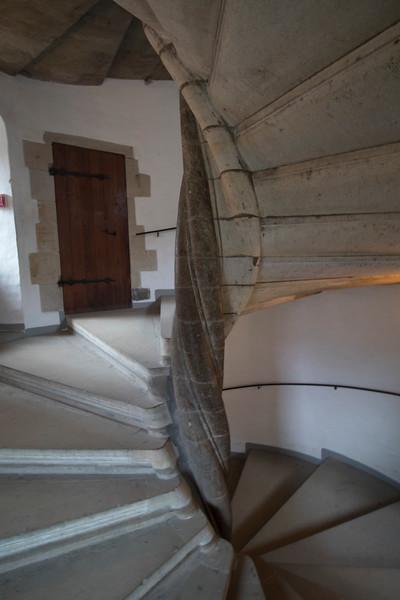 Inside Kronborg Castle, Helsingør