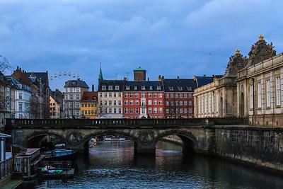 Copenhagen or Amsterdam?