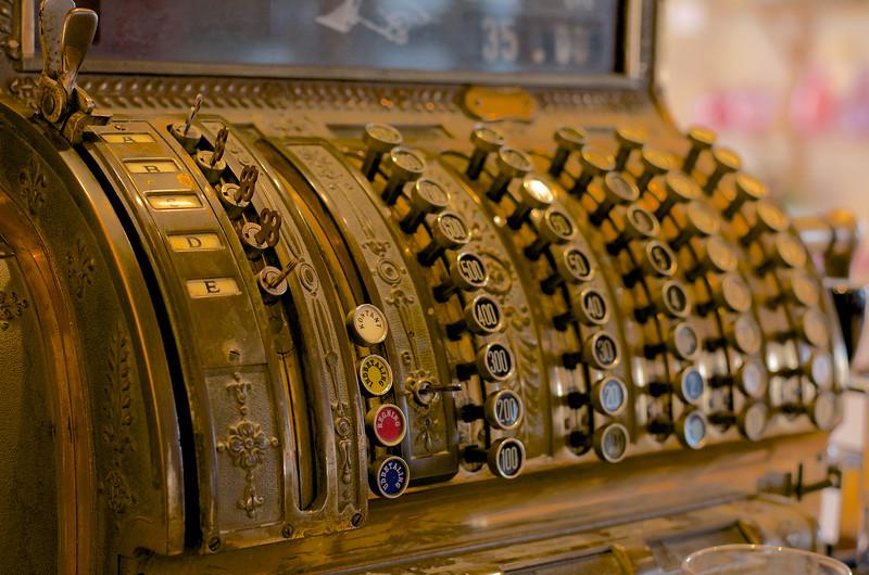 Antique Register