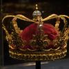 Danish crown jewels in the Rosenborg Schatzkammer