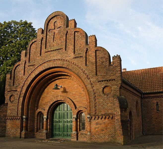 Church in Roskilde, Denmark