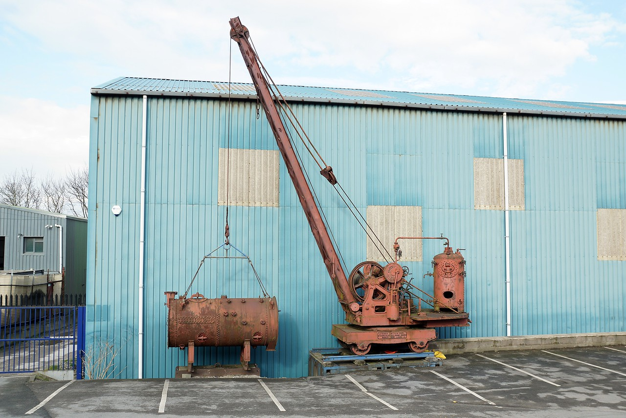 PO 8008 Smith Steam Crane 18,02,2017