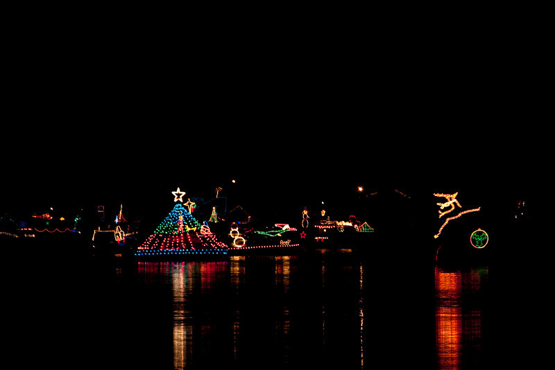 The Christmas Ships, a Portland tradition for the last 58 years.