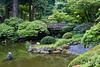 The Moon Bridge in the Strolling Pond Garden