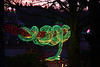 "<a href=""http://www.oregonzoo.org/Events/ZooLights/index.htm"">Zoo Lights!</a> A snake on a limb at the Oregon zoo."