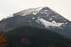 First snow on Hamilton Mountain on the Washington side of the Columbia River Gorge.