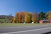 Some fall color near Troy, Pennsylvania