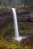 South Falls, the signature waterfall at Silver Falls State Park