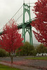 One more of the St Johns Bridge
