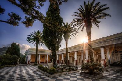 Archilleion (Sisi's Palace on Corfu Island)