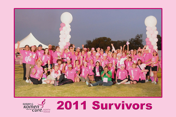 2011 Survivor Photo