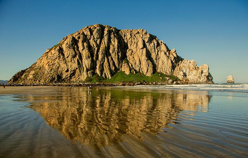 Morro Bay Rock
