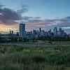 Sunrise Over Denver, Colorado