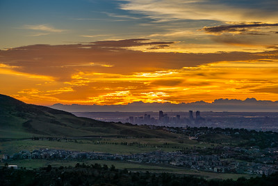 Sunrise - Denver, Colorado