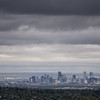 Cloudy Day in Denver