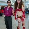 Tony Stark and Zombie Ironette