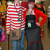 Waldo and Carmen Sandiego