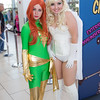 Phoenix and Emma Frost