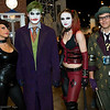 Catwoman, Joker, Harley Quinn, and Riddler
