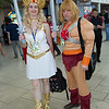 She-Ra and He-Man