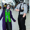 Joker and Black Mask